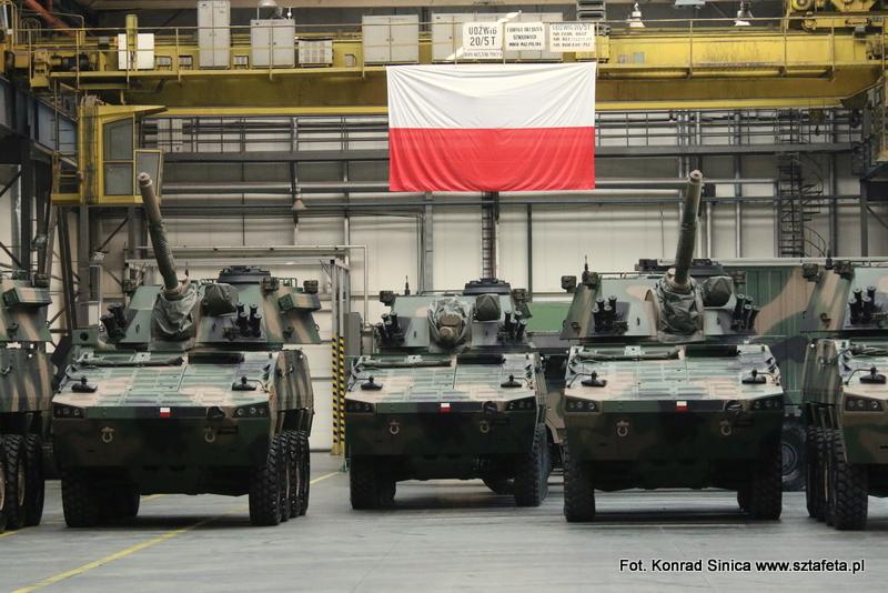 Ostatnie Raki pojechały w Polskę