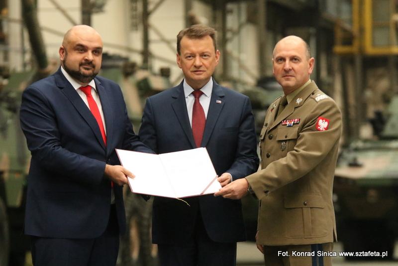 HSW z nowym kontraktem na Raki (ZDJĘCIA)