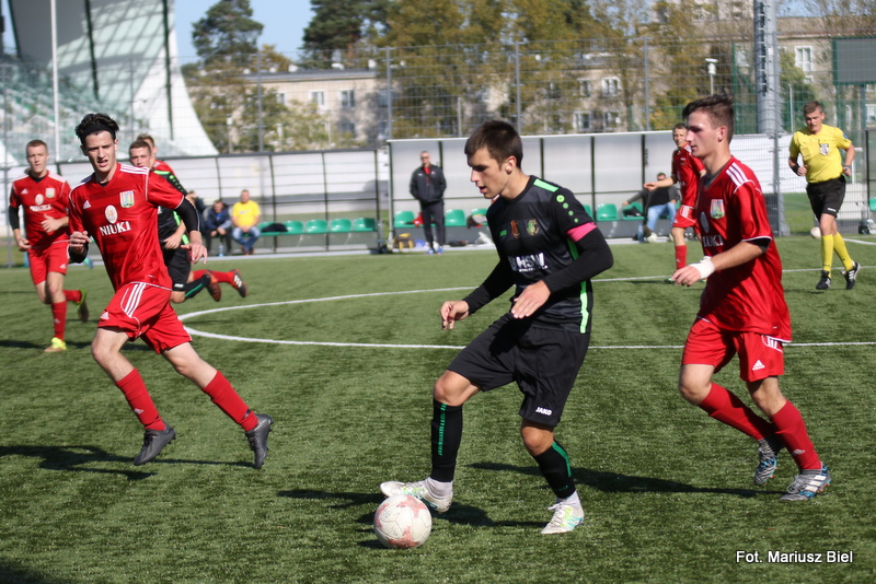 Zwycięstwa juniorskich drużyn Stali