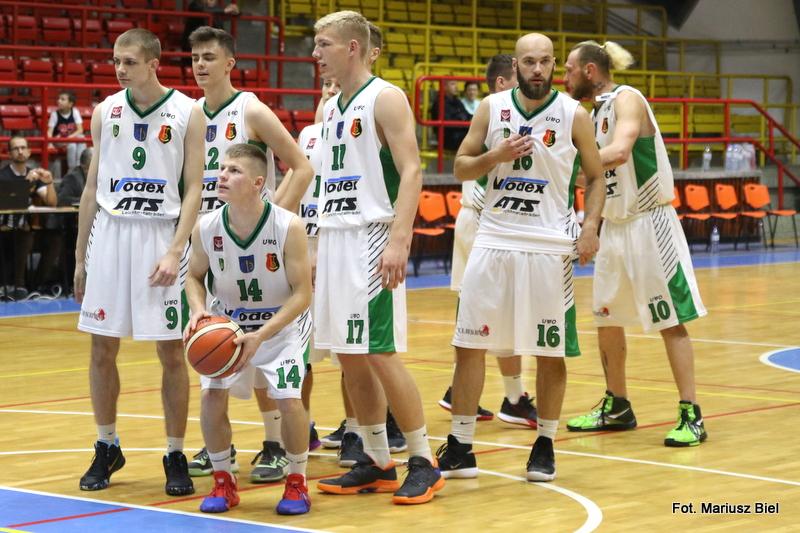 II liga koszykówki. Stal Stalowa Wola - U!NB AZS UMCS Start II Lublin 62:92