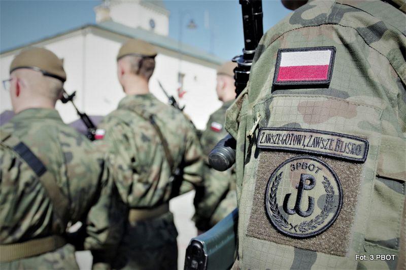 Rusza kurs podoficerski dla podkarpackich terytorialsów