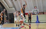 Porażka koszykarzy Stali z beniaminkiem z Pabianic