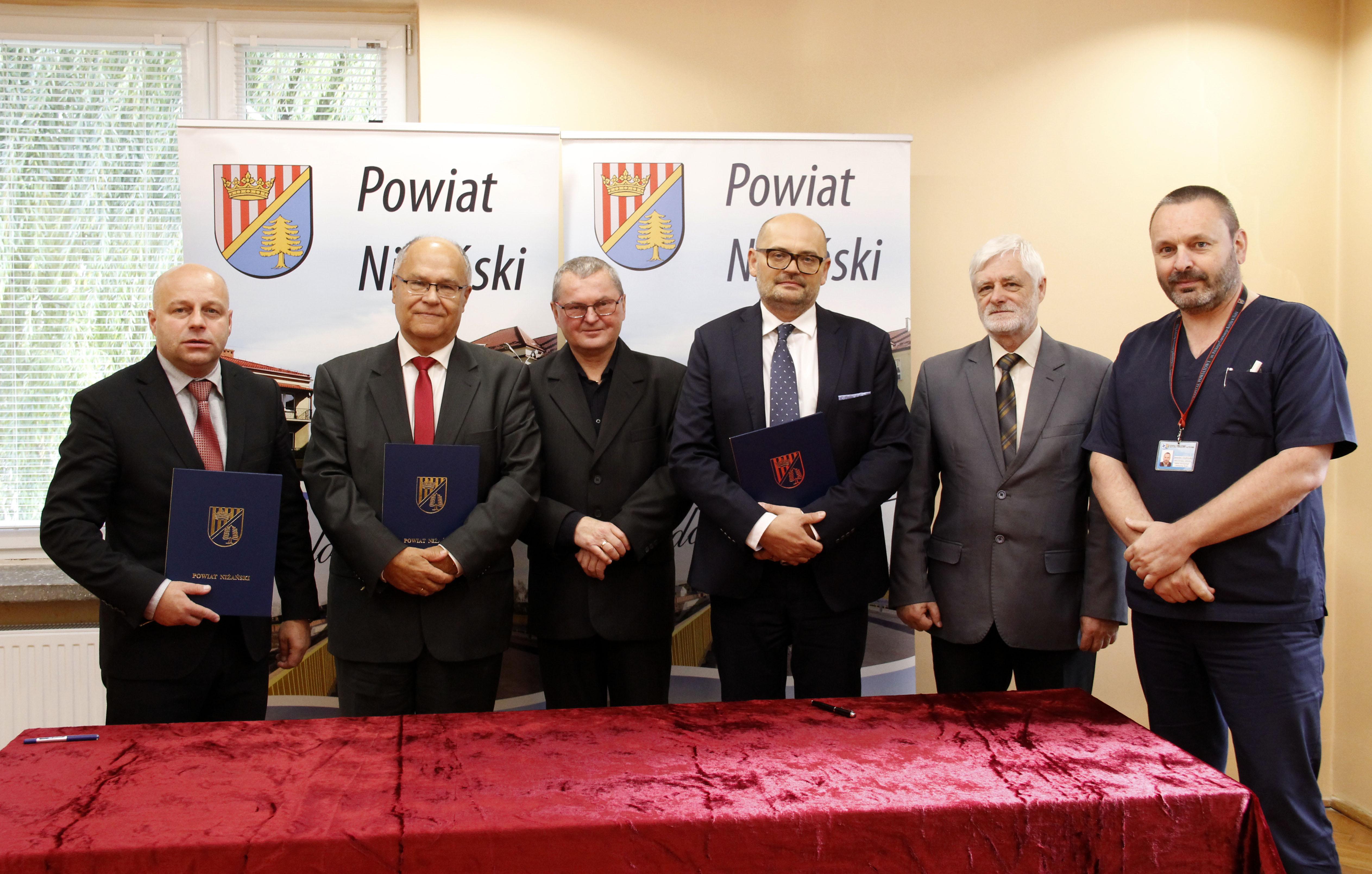 Szpital w Nisku będzie współpracował z Uniwersytetem Rzeszowskim
