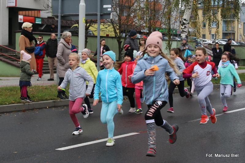 27. Bieg Niepodległości - dzieci i młodzież