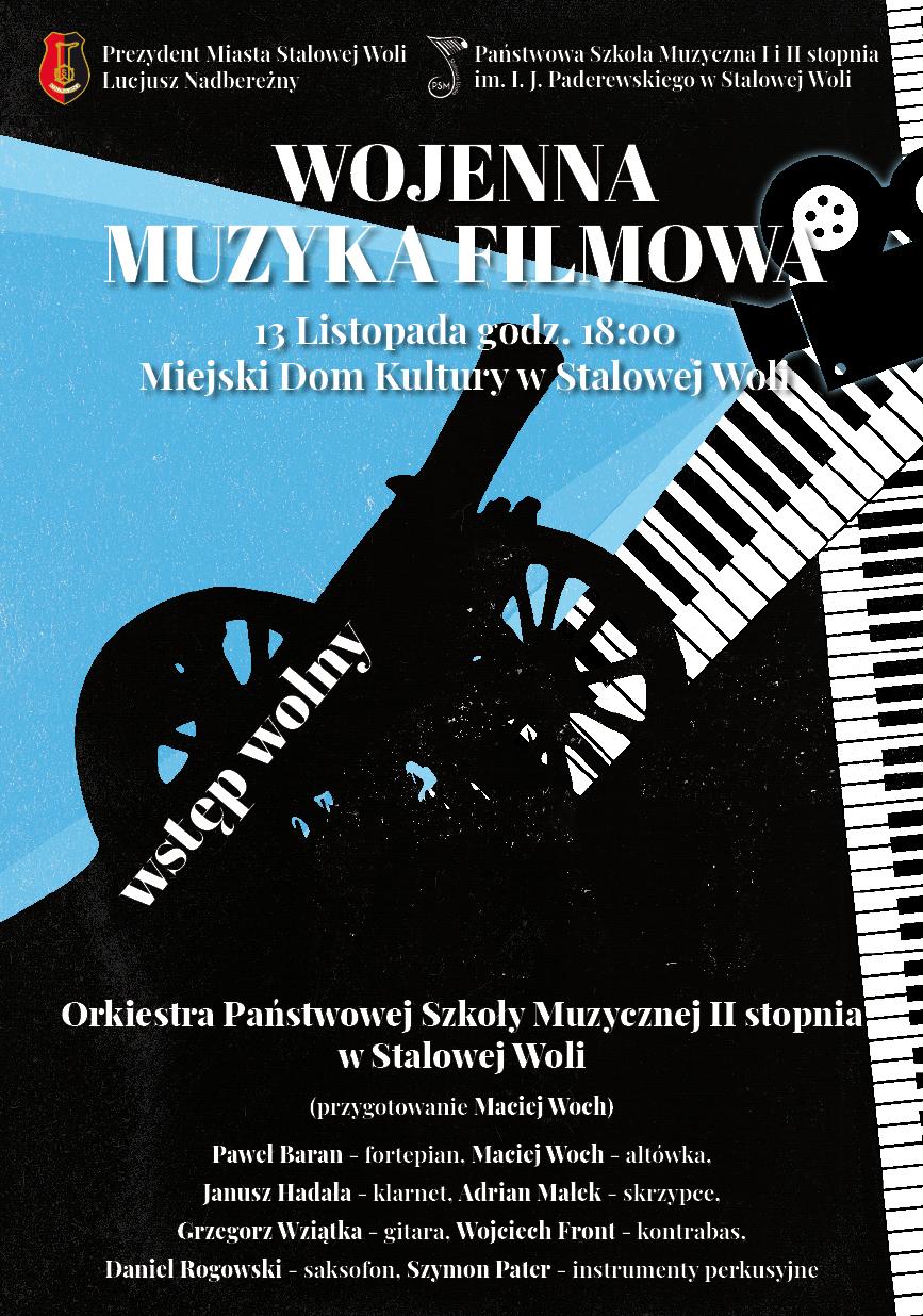Koncert wojennej muzyki filmowej