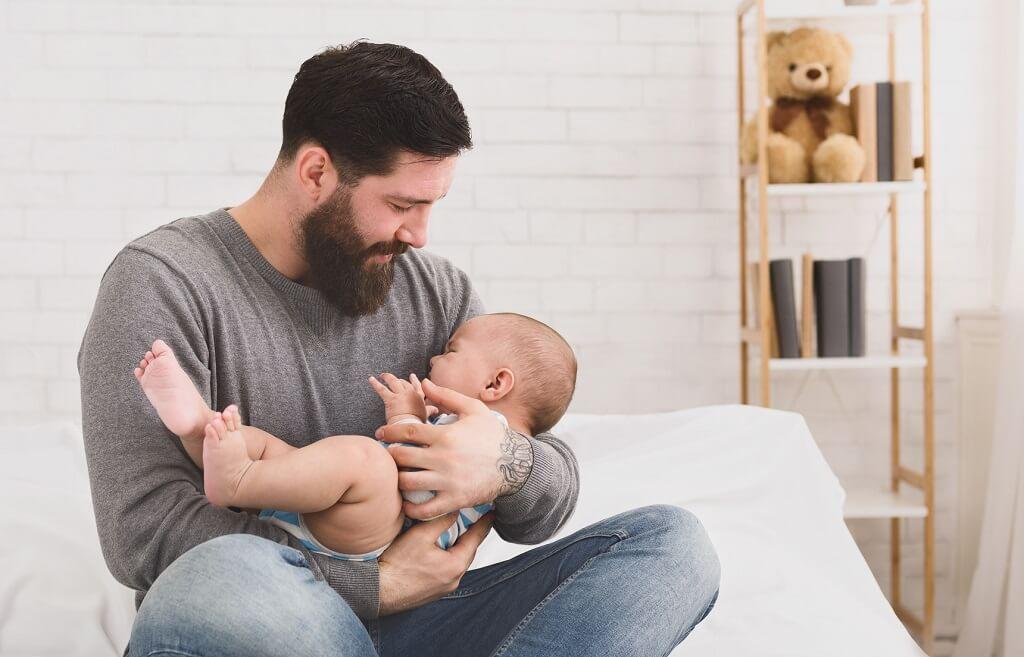 Urlop ojcowski coraz popularniejszy