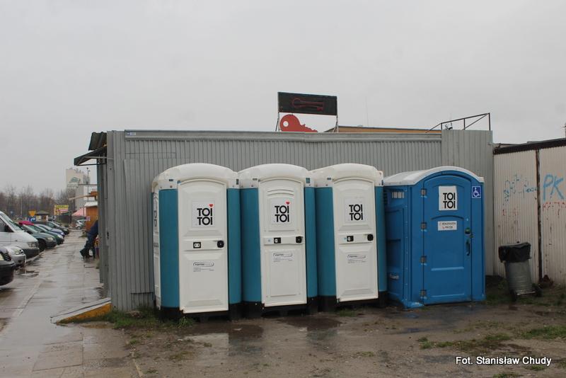 WC problem? No problem