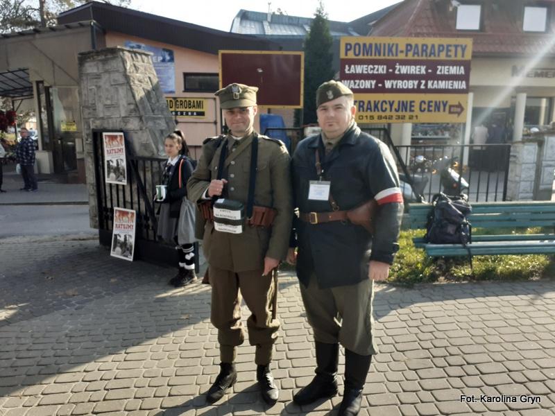 Rekordowa kwesta na stalowowolskich cmentarzach