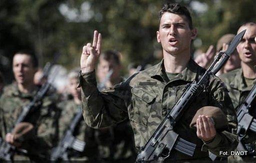Terytorialsi złożą przysięgę w Leżajsku