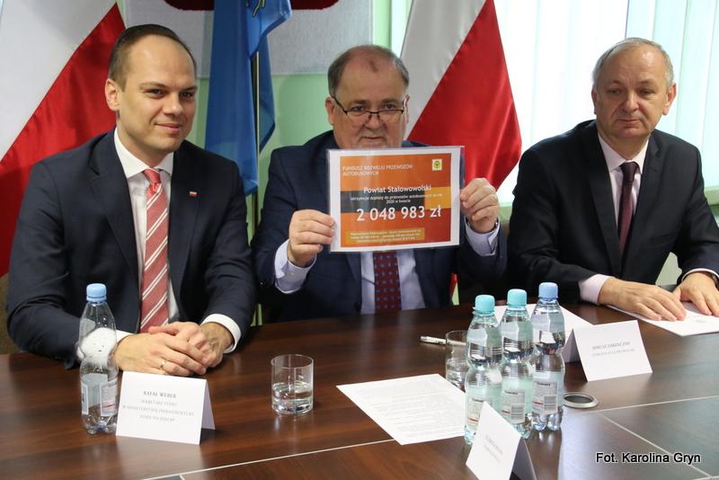 PKS w Stalowej Woli otrzymał kolejne rządowe wsparcie