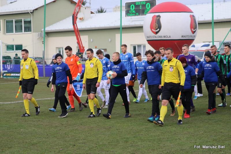 Totolotek Puchar Polski. Stal Stalowa Wola - Lech Poznań 0-2 (0-1)