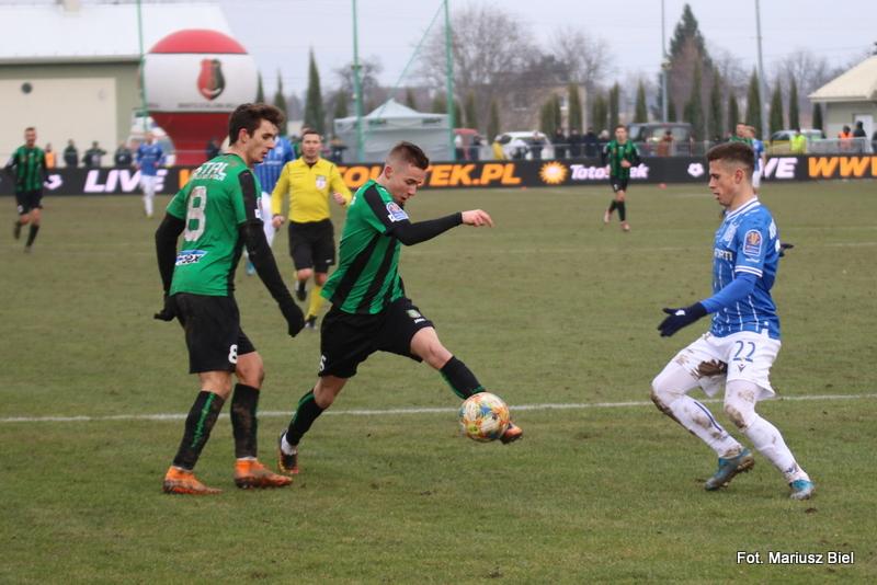Stal była lepsza od Lecha, ale to on zagra w ćwierćfinale Totolotek Puchar Polski