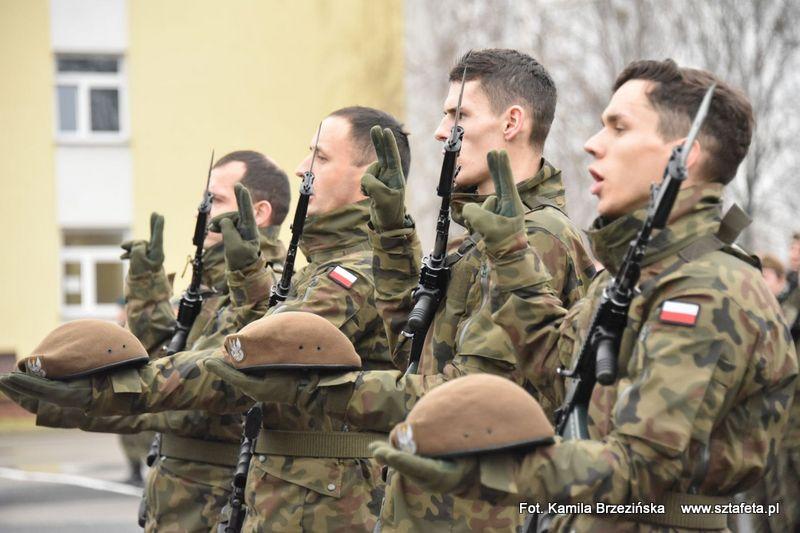 Terytorialsi po raz kolejny złożyli przysięgę w Nisku