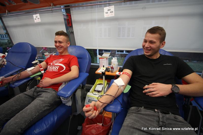 Pomaganie mają we krwi (ZDJĘCIA)