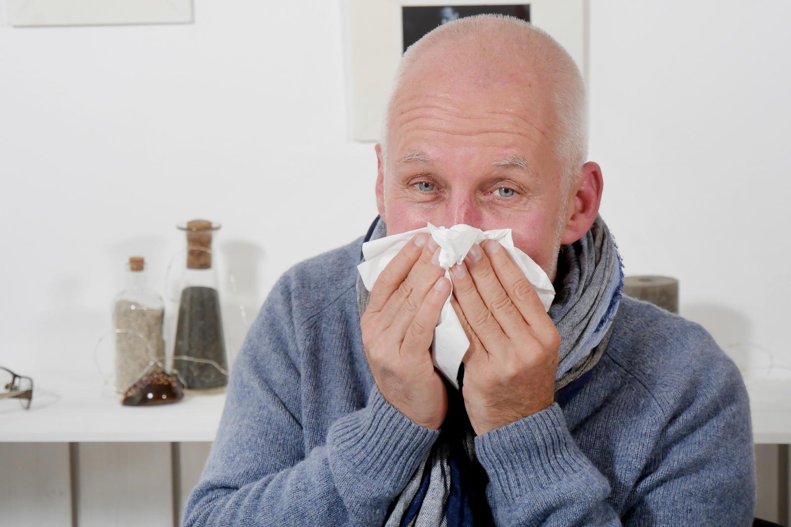 Nie daj się zaskoczyć przeziębieniu!