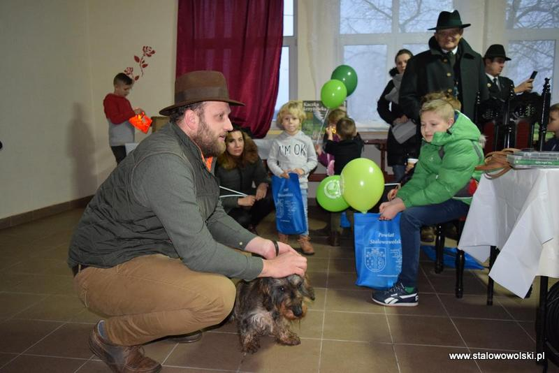 Edukacja ekologiczna wśród najmłodszych mieszkańców Goliszowca