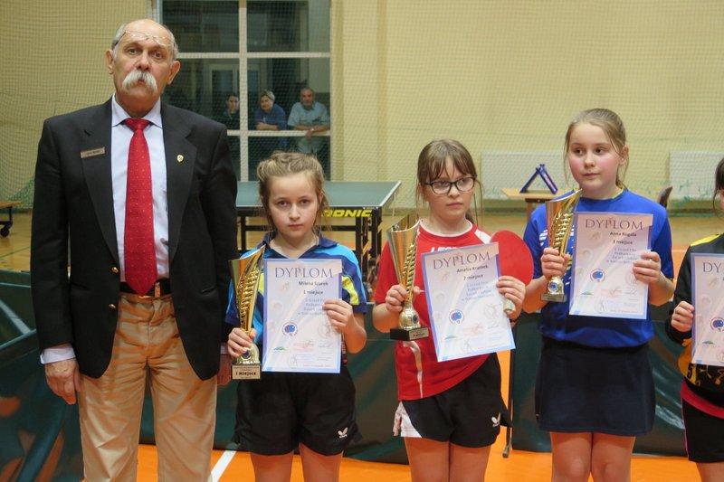 Medale tenisistów ze Stalowej Woli
