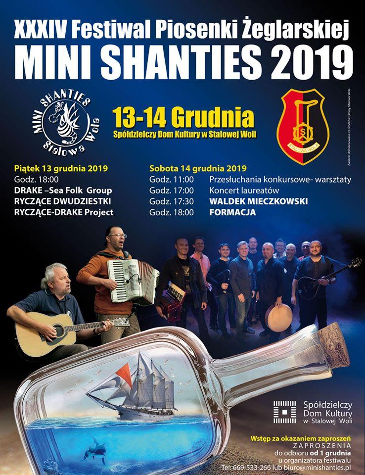 Mini Shanties 2019