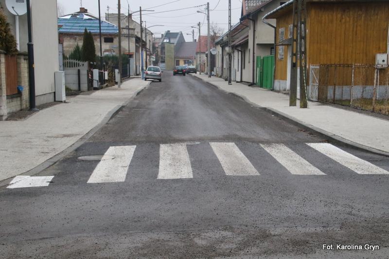 Trzy rozwadowskie ulice po remoncie