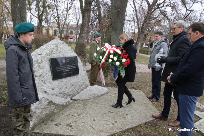 Pamiętamy o ofiarach Holokaustu