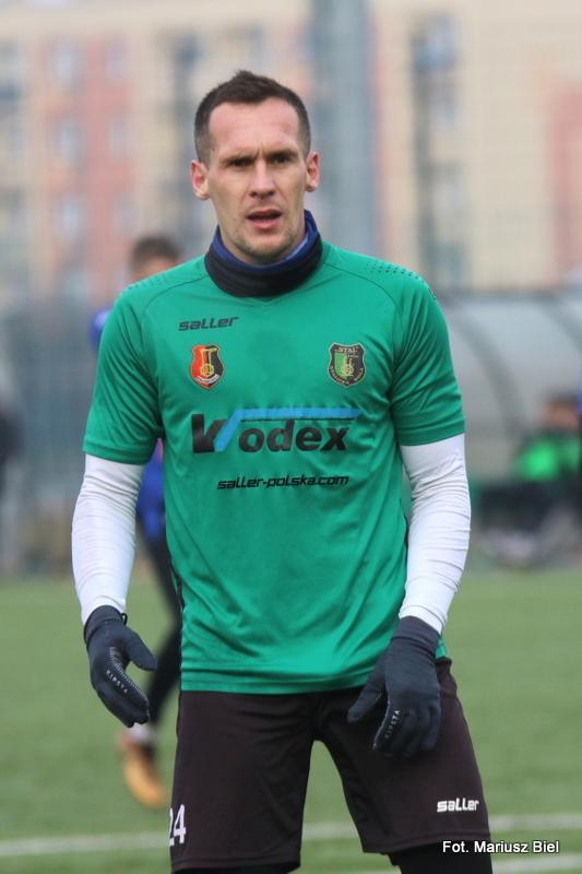 Tomasz Płonka zdobywcą pierwszej bramki dla Stali w roku 2020