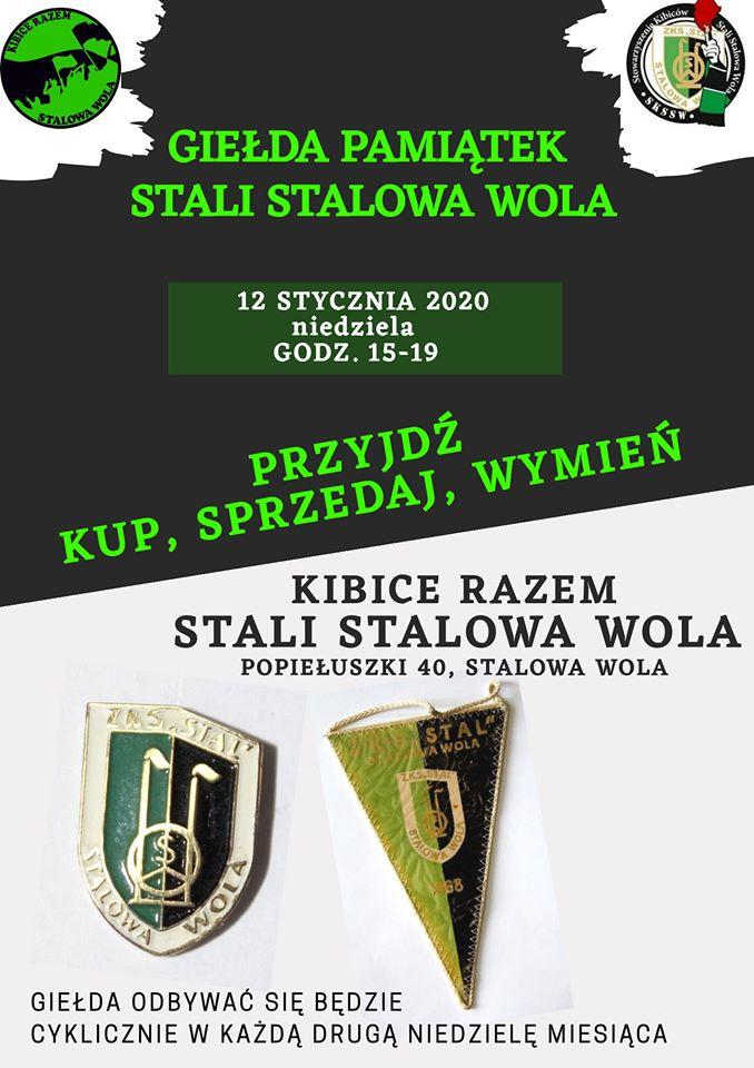 """Giełda pamiątek """"Stalówki"""""""