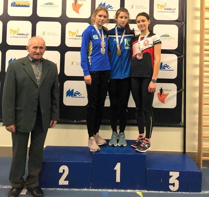Trzy tytuły mistrzowskie dla lekkoatletów Victorii