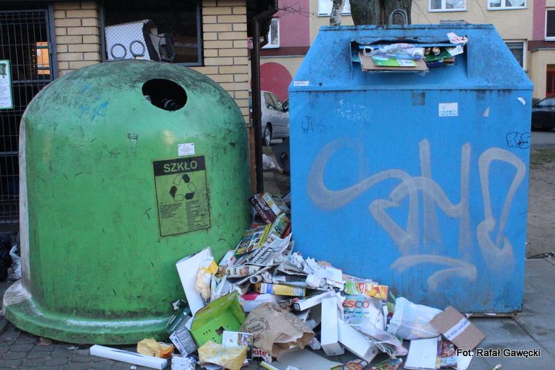 Czy w Stalowej Woli można nie segregować odpadów
