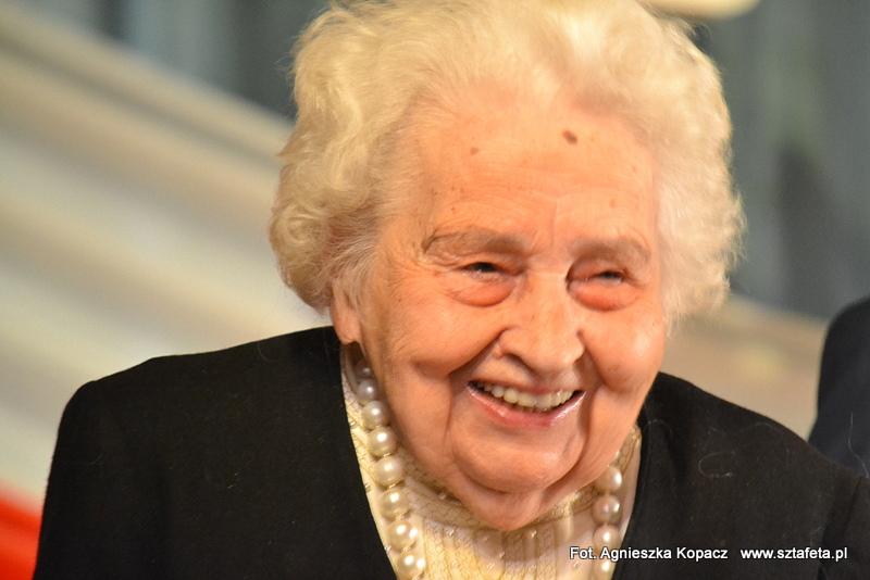 Maria Mirecka – Loryś honorową obywatelką Niska
