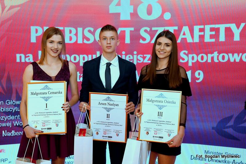 Bal Mistrzów Sportu 2019 cz. 1