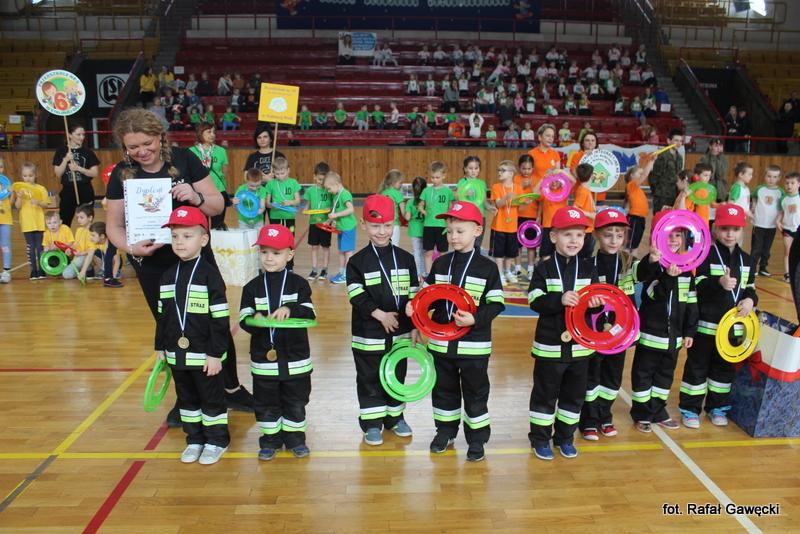 Olimpiada przedszkolaków