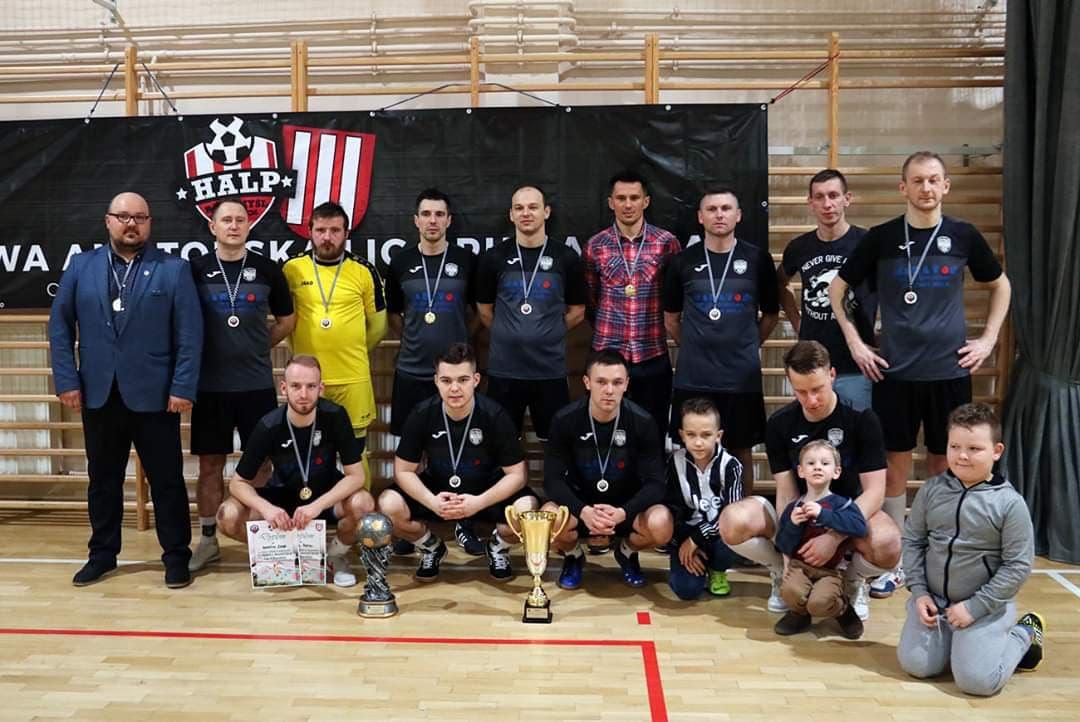 Serwatka Futsal Team Żabno triumfuje w HALPN w Radomyślu nad Sanem