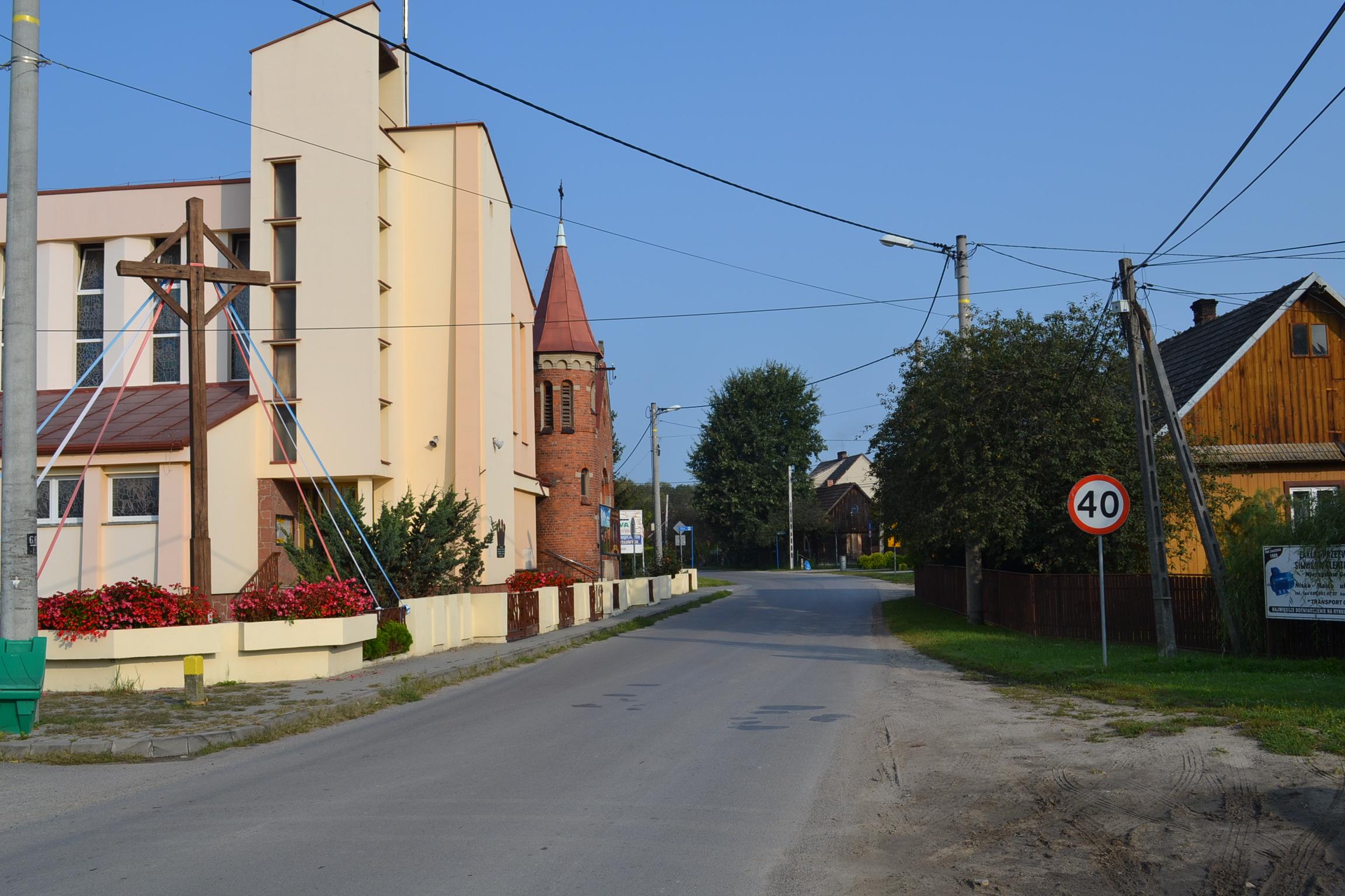 Zamkną dla ruchu ulicę Sopocką w Nisku