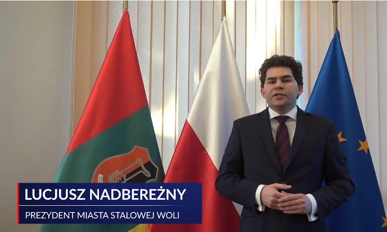 Prezydent apeluje do mieszkańców Stalowej Woli