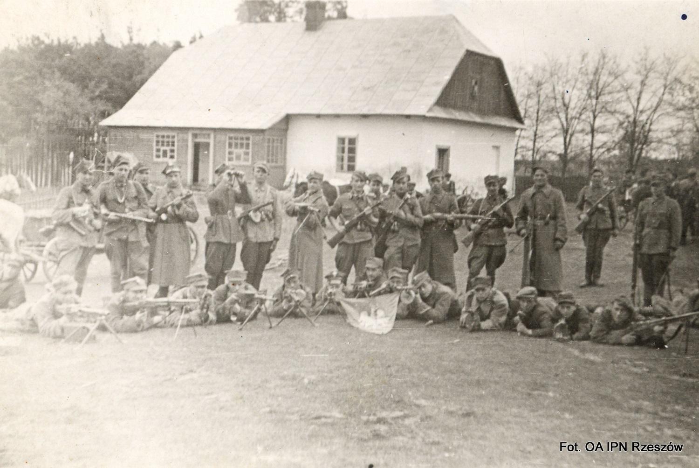 75.rocznica bitwy pod Kuryłówką