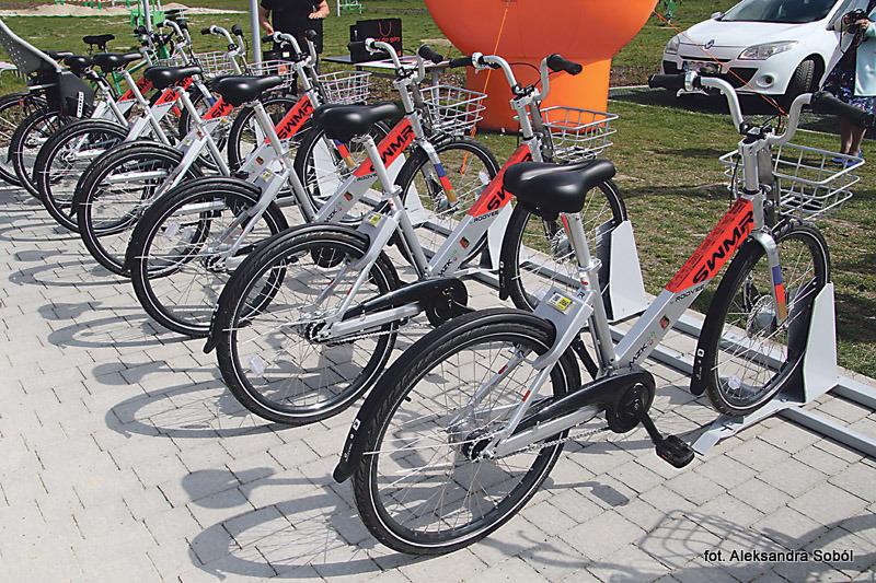 Rowery miejskie prawdopodobnie wrócą w czerwcu
