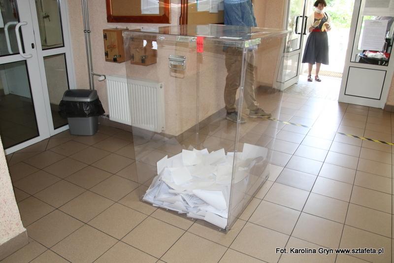 Wybory prezydenckie w Stalowej Woli. Jaka frekwencja w mieście?
