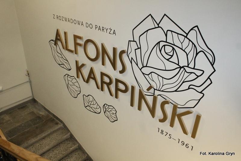 Galeria Malarstwa Alfonsa Karpińskiego w sieci