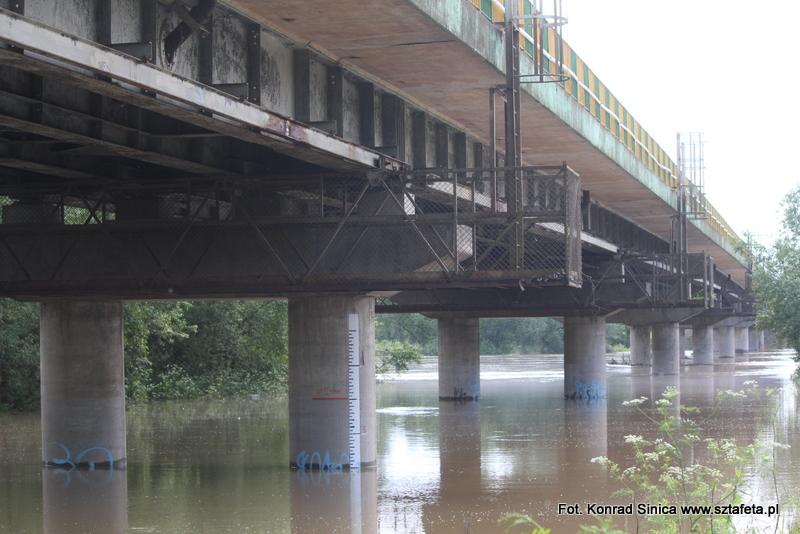 Alarm przeciwpowodziowy w Krzeszowie