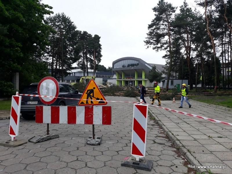 Parking przy MOSiR przejdzie modernizację