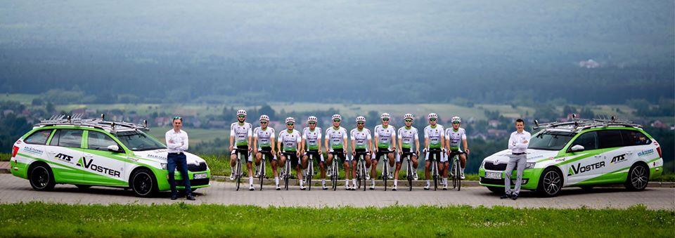 Kolarze Voster ATS Team rozpoczynają sezon