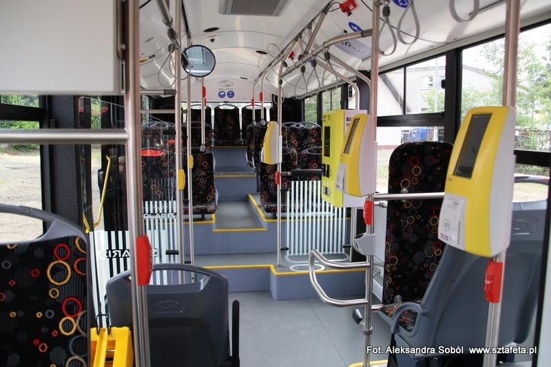 Stalowa Wola: Dostaniesz mandat za brak maseczki w autobusie