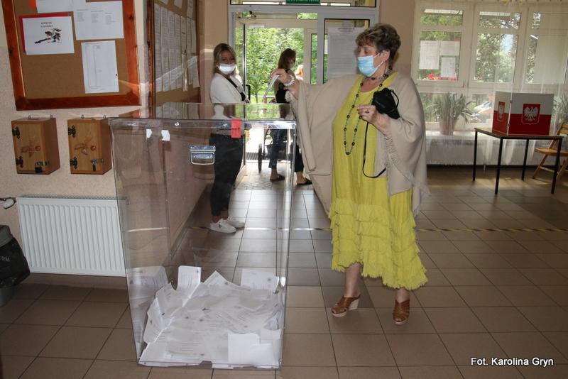 Wyniki głosowania w powiecie stalowowolskim