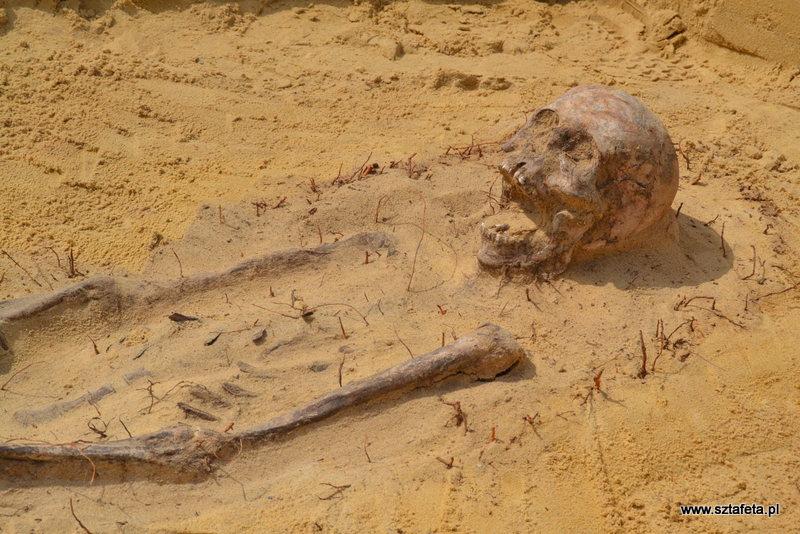 Pochowają szczątki z Gór Kościelnych