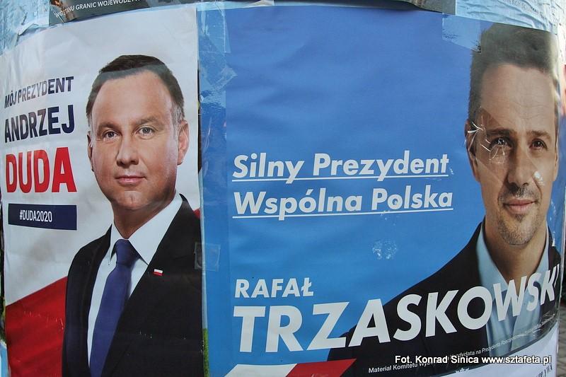 Duda czy Trzaskowski. Sondażowe wyniki wyborów