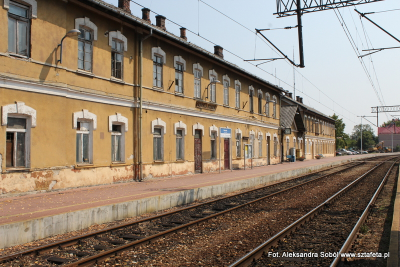 Na przebudowę dworca kolejowego w Rozwadowie trzeba będzie jeszcze trochę poczekać