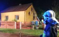 Wybuch gazu w Sarzynie. Nie żyje 77-latka