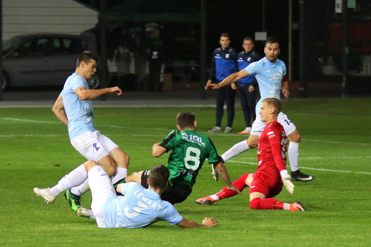 III liga. Stal Stalowa Wola - Lewart Lubartów 0:0