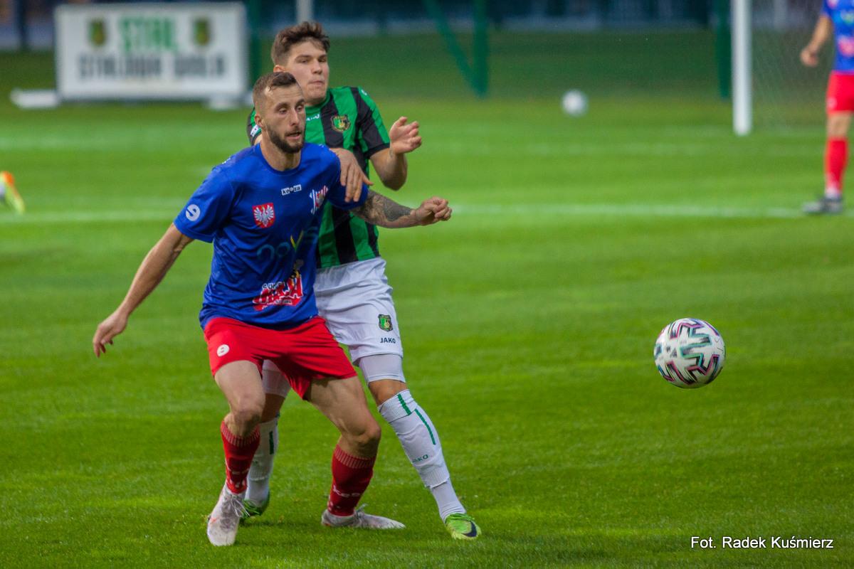 III liga. Stal Stalowa Wola - Wisła Sandomierz 0:1 (0:1)