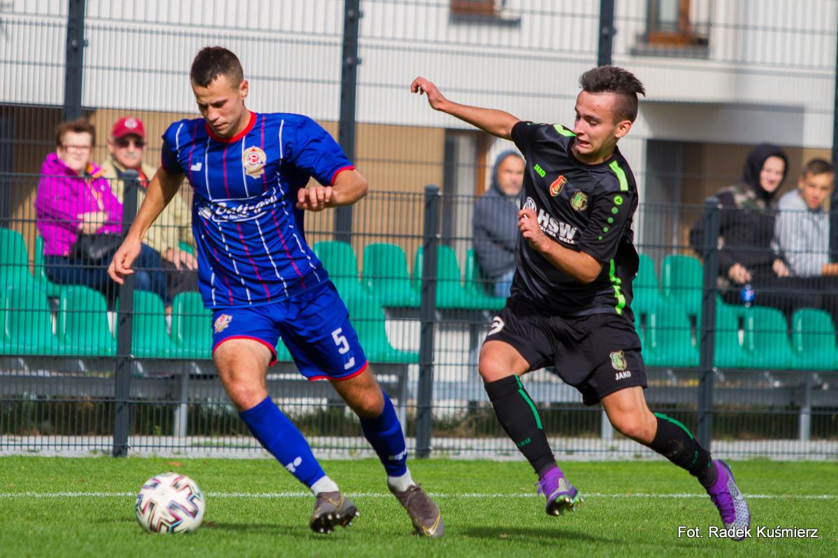 IV liga. Stal II Stalowa Wola - Polonia Przemyśl 1:1 (1:0)